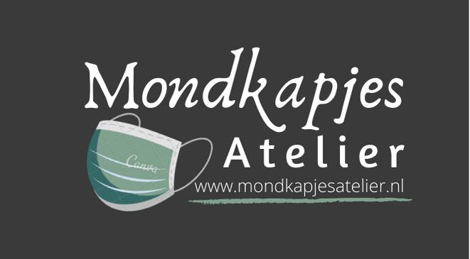 Mondkapjes Atelier logo